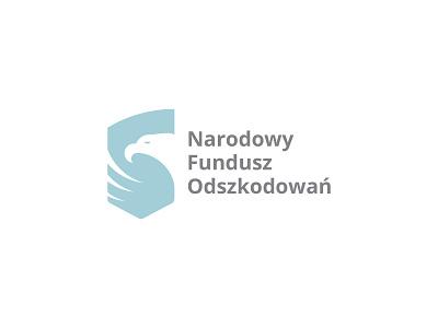 NFO - The National Compensation Fund protection safe shield animal vector logo eagle eagles eagle logo fund compensation national nfo