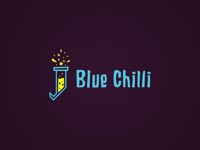 Blue Chilli - Interactive Agency Logo