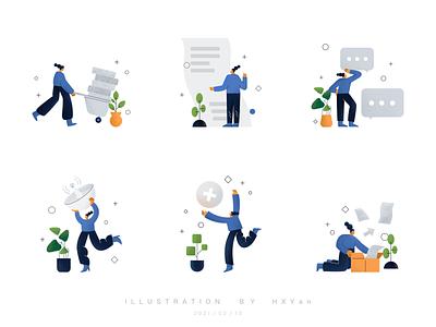 Default page 设计 类型 ux 应用 web design 插图 illustration ui ps
