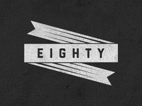 Eighty Creative identity
