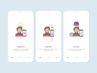 Onboarding Local Jobs - concept