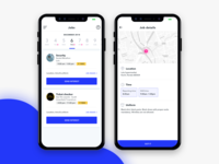 Local Jobs - App Concept 2