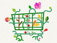WIP Detail: Shopping Cart