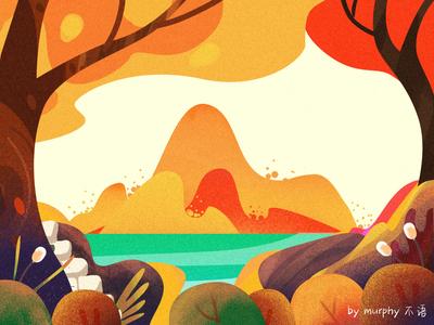 Autumn . 秋