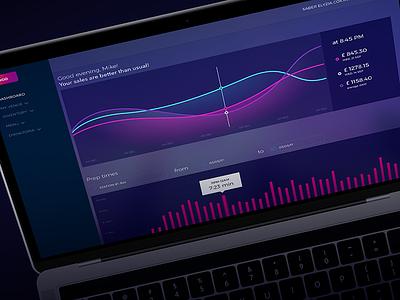 Dark Dashboard web ui stats dark dashboard