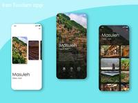 Tourism app.
