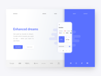 DreamAds | Landing page