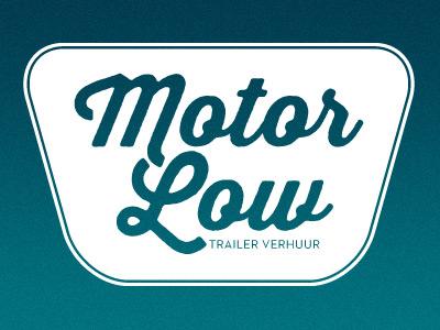 Motor Low Trailer Rental logo