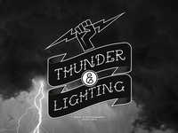 Thunder & Lighting logo