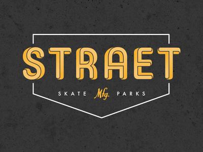 STRAET skate parks mfg.