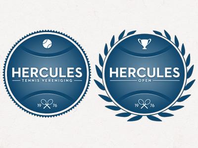 Hercules Tennis Club logo (follow up)