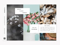 Daily UI | Flowers