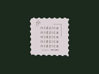 Snapchat Geofilter - Nidzica, PL line snapchat modern poland geofilter flat castle
