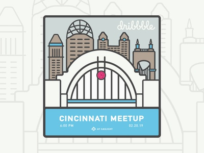 Cincinnati Dribbble Meetup