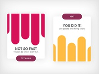 Daily UI 011: Flash Message