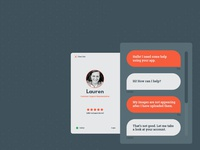 Daily UI 013: Direct Messaging