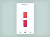 Daily UI 021:Home Monitoring Dashboard