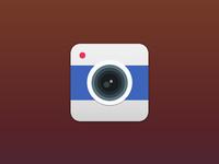 Flat Icons: Camera
