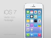 Ios7 icon redesign by ida swarczewskaja