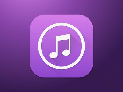 iOS 7 iTunes by Ida Sw...