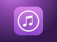 iOS 7 iTunes