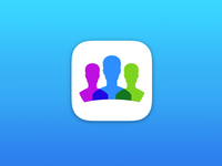 iOS App icon - Collaborative Platform
