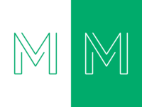 Medium Logo Exploration logo design app branding logo sketch medium