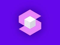 S Cube Logo