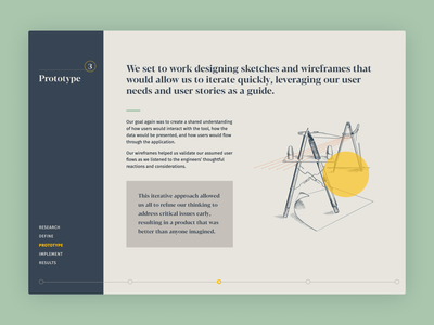 ANODE - Case Study #4 graphic design ui illustration web design