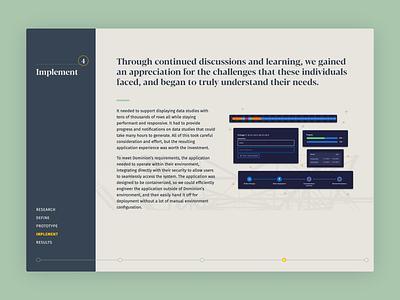 ANODE - Case Study #5 web design ui illustration