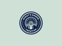 Scout's Honor Creative Logo