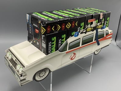 Ecto-1 candy carrier