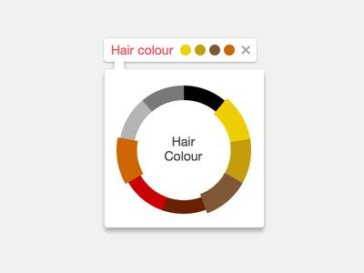 Colour Wheel Filter