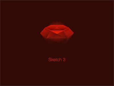 Sketch 3 Ruby Red sketch