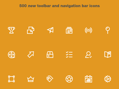 Lightly Icons: Toolbar and Navigation Bar Icons icons outline vector apple ios icon set helvetica neue ios 8 update toolbar navigation bar