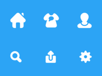 Strut Icons