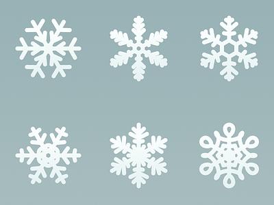 Snowflakes Free Icons icons free icon set snowflake snow winter holiday christmas