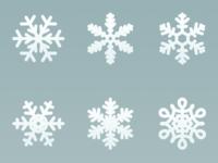 Snowflakes Free Icons