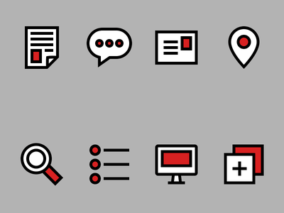 Icon Experiment outline vector icons illustration
