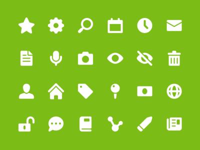 Neutro Essential Icons essential neutro modern icon set vector icons