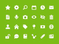 Neutro Essential Icons