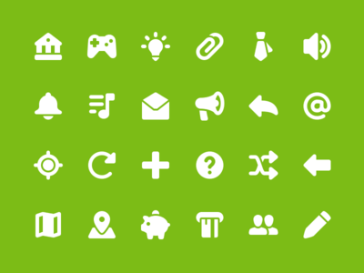 More Neutro Icons