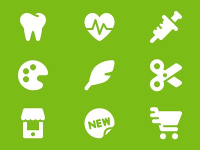 Neutro Icons: 430+ Icons modern shopping design medical vector neutro icon set icons