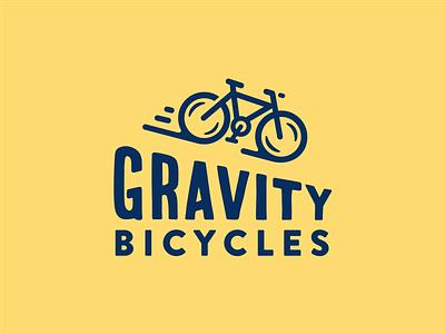 Gravity Bicycles gravity bicycle logo