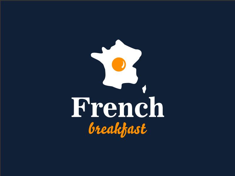 Bon Appétit! logo egg breakfast france