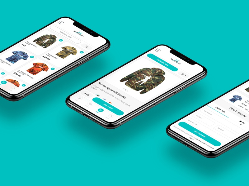 Maham app - Ecommerce