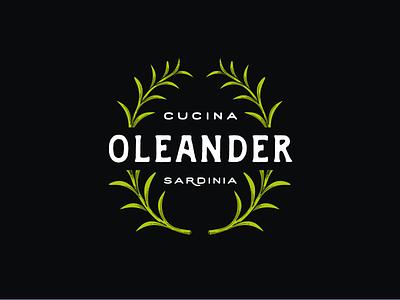 Oleander oleander cuisine medditeranean olive restaurant cucina