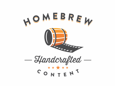 Homebrew barrel retro handcrafted beer productions film movies brewery entertaimnent brew