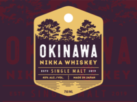 Okinawa Whiskey