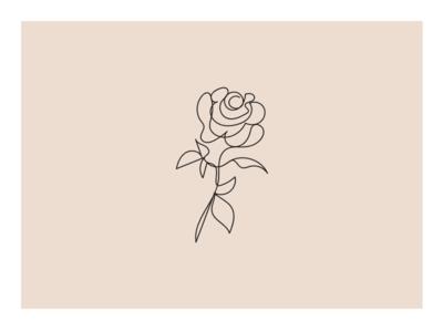 Blind Contour Line Drawing Definition : Blind contour rose by morgan parsons dribbble